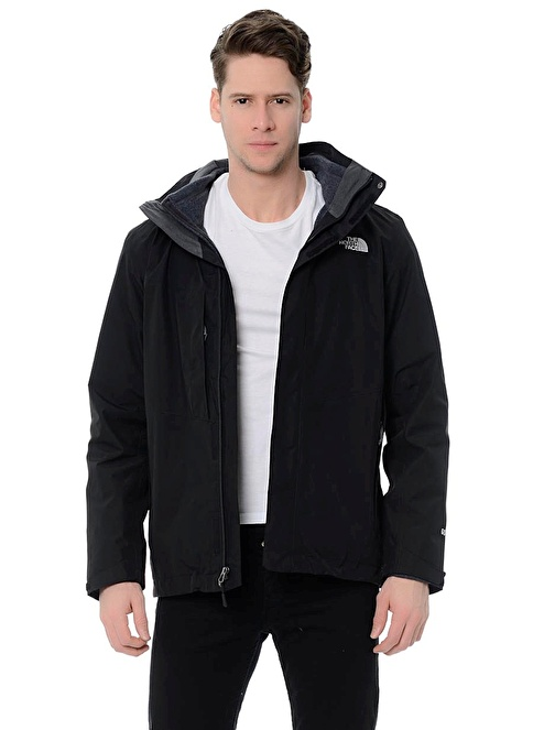 The North Face All Terrain II Triclimate Jacket Siyah